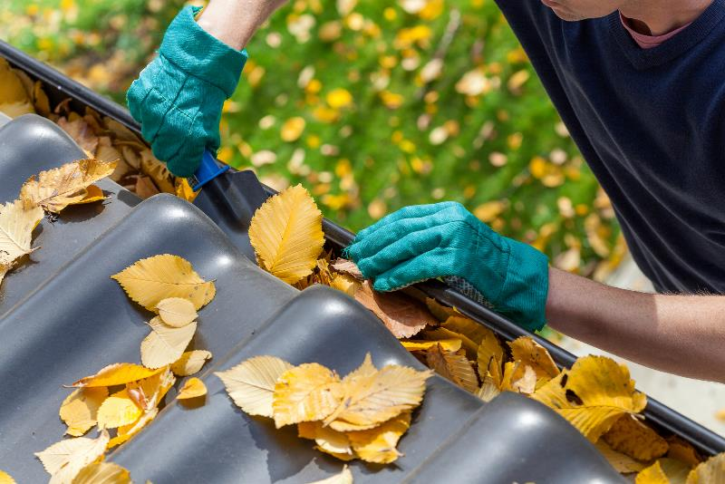 A GUIDE TO GUTTER CLEANING