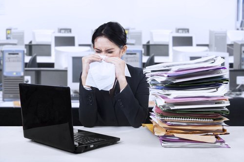 Keeping Your Office Away From Airborne Disease