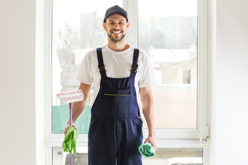 what to ask to your commercial cleaner