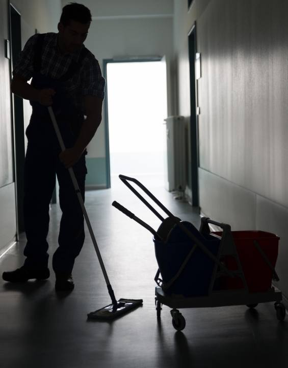 School cleaning experts