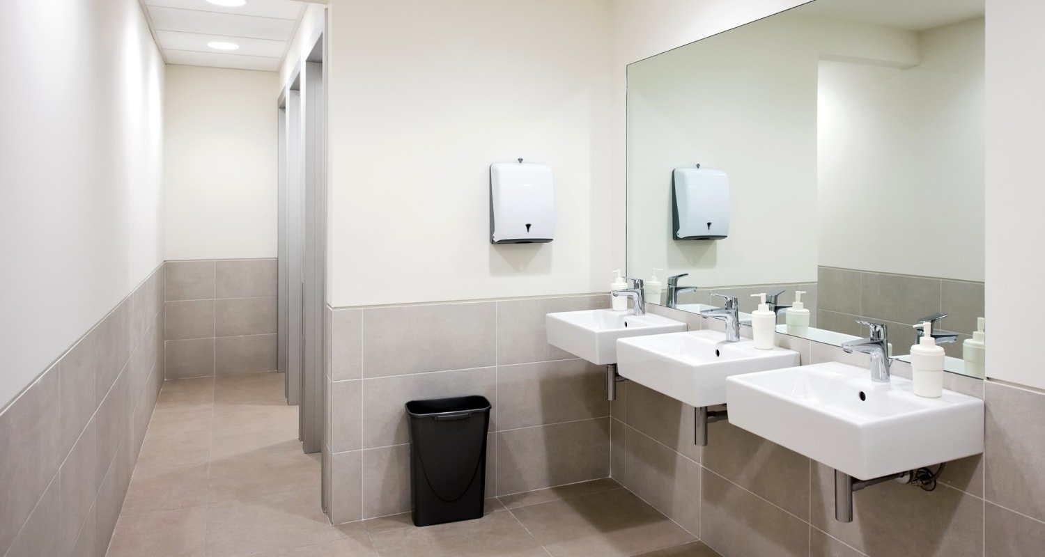 Professional cleaning services to a range of commercial customers