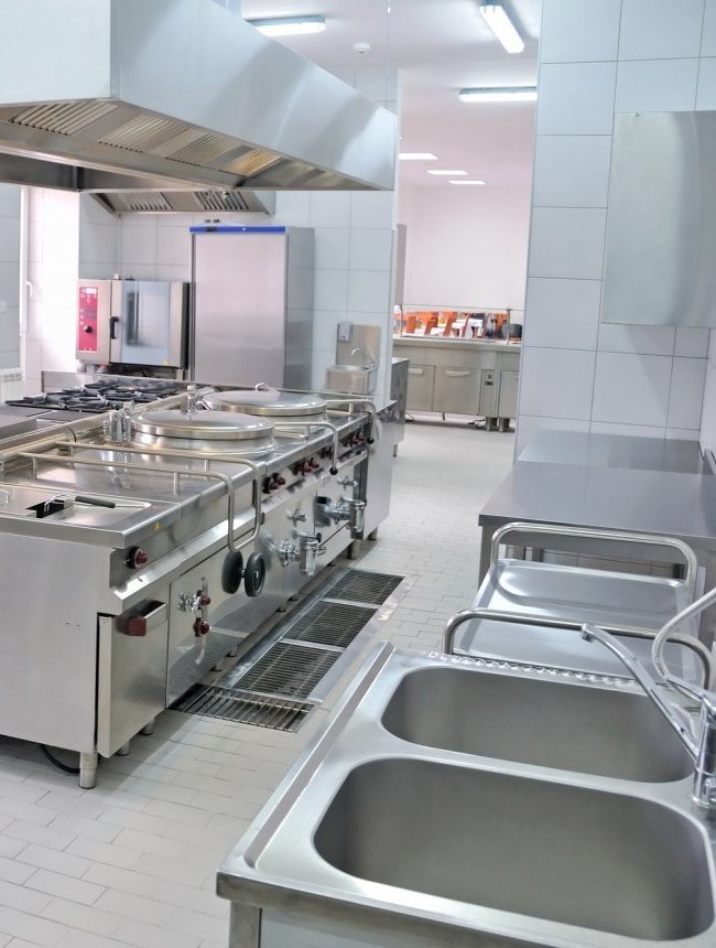 Benefits choosing Clear Choice as commercial kitchen cleaning provider