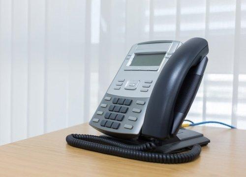 Telephone hygiene