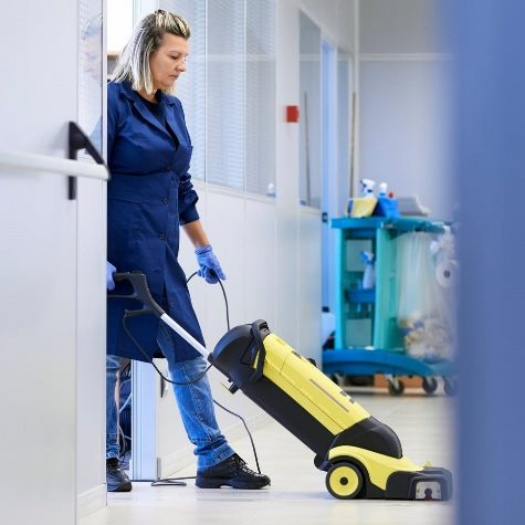 Cleaning your office space with minimal disruptions