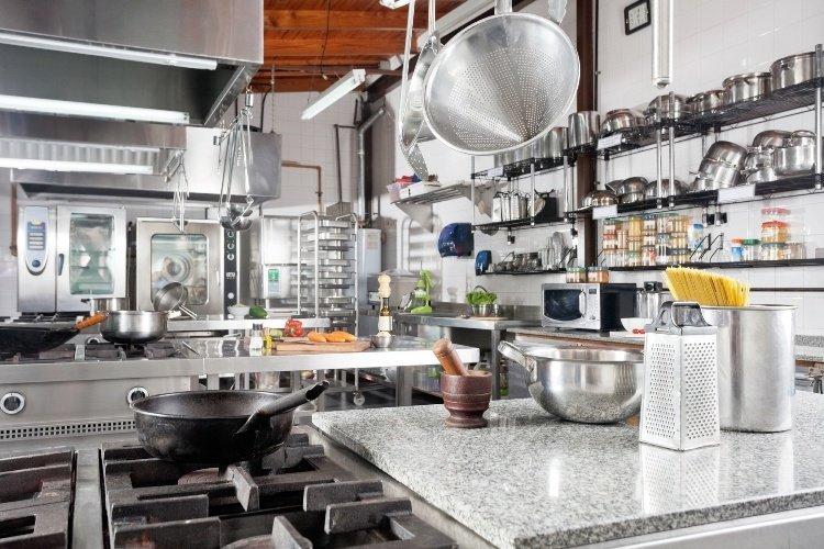 Professional kitchen cleaning checklist