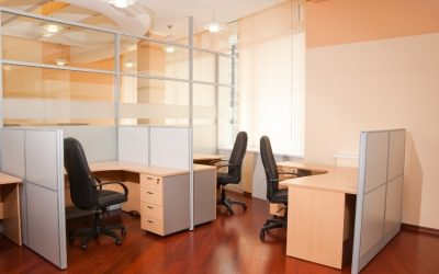 areas to clean in your office