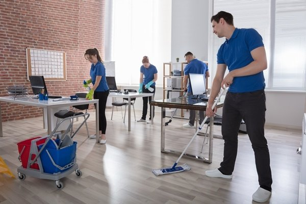 Easy steps to post-construction cleaning