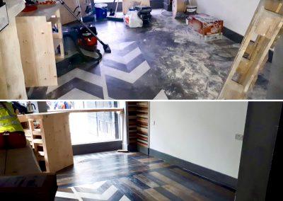Retail Builders' Clean