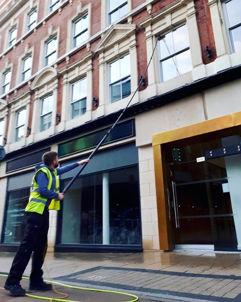 Why window cleaning is crucial in Leeds