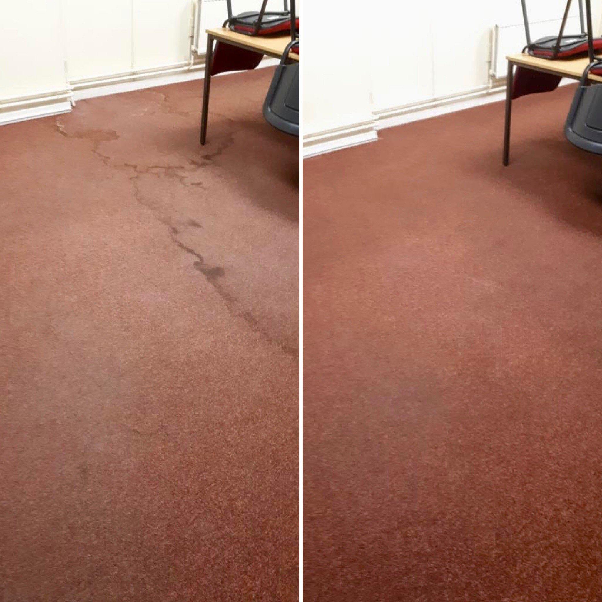 Carpet cleaning services that comply to Health and Safety regulations