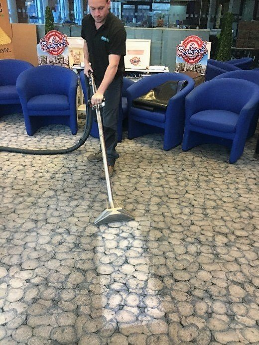 Commercial Carpet Cleaning in Leeds