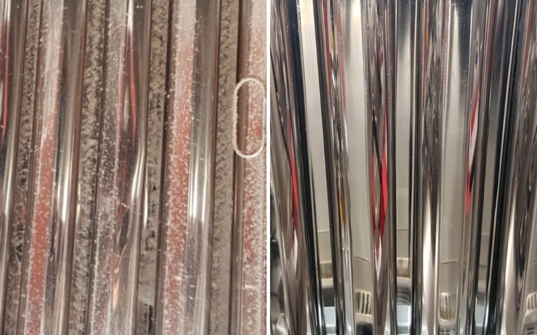 Duct & Extraction Deep Clean – Before & After