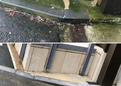 Exterior Deep Clean – Before & After
