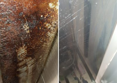 Kitchen Ducting & Extractor Deep Clean – Before & After