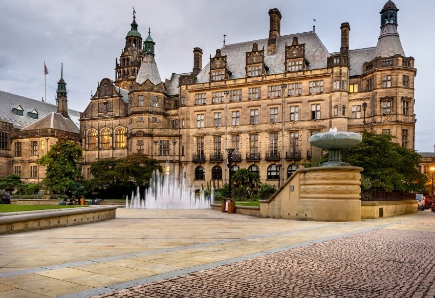 Popular Attractions in Sheffield