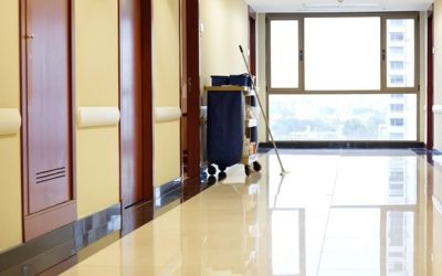 Why maintaining workplace cleanliness is important