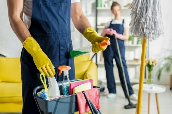 Commercial Cleaning in the Future