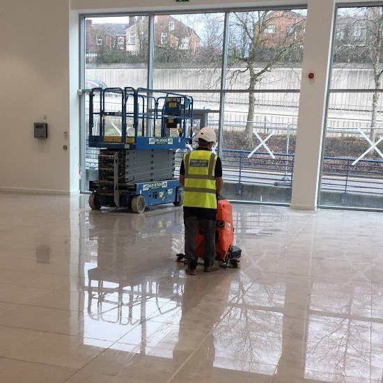 Cleaning different facilities with high standards